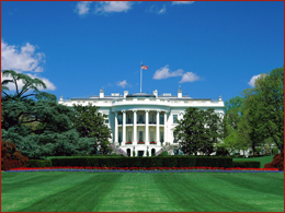 The White House is one of the most infamous 7 buildings in the entire world.