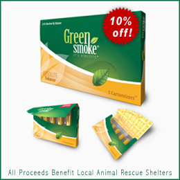 Save Money Now with GreenSmoke FlavorMax Cartridges Discount Coupons!